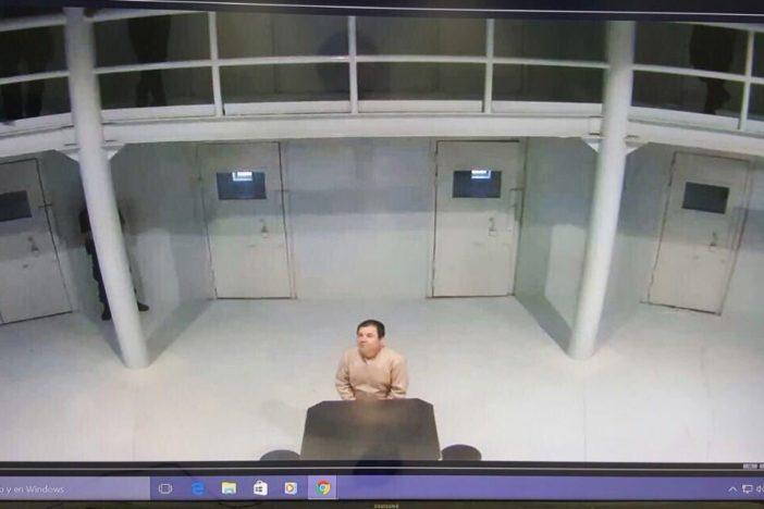 """Por tortura psicológica, """"El Chapo"""" tiene problemas de memoria y paranoia"""