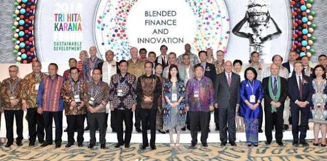Pertemuan IMF-Bank Dunia Di Bali Berlumur Kepentingan Industri Tambang