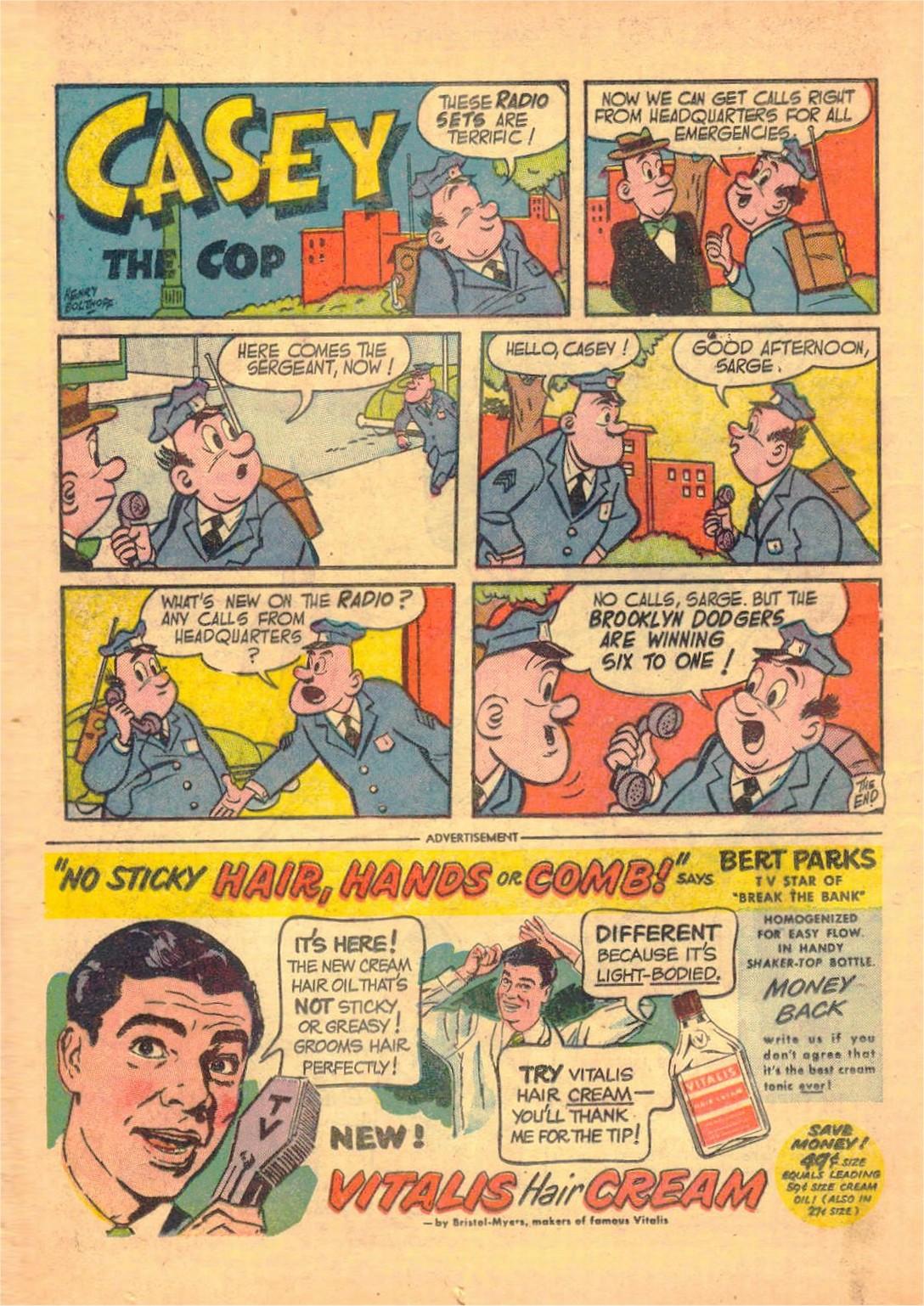 Read online Detective Comics (1937) comic -  Issue #182 - 15