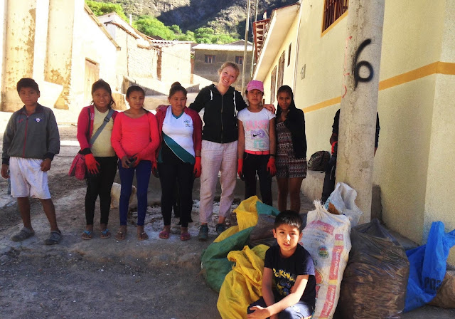 volunteering in Bolivia