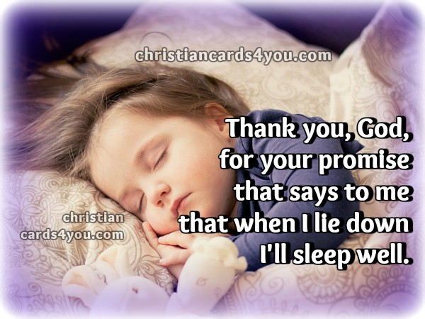 Bedtime Night prayer, Short night prayer christian quotes to God by Mery Bracho