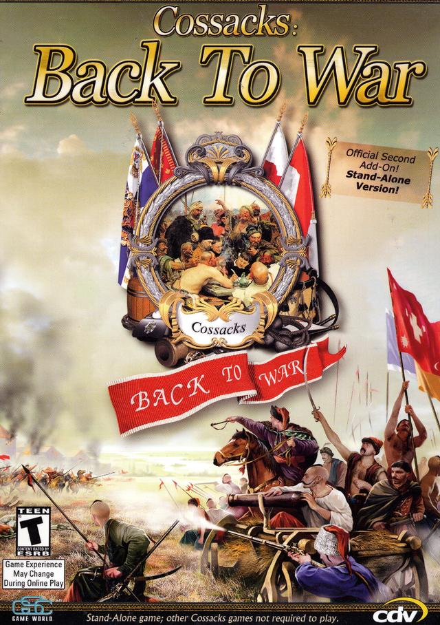 Cossacks: Back to War Donwload free games