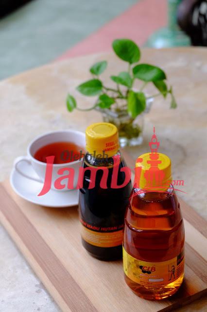 Madu Asli di Jambi