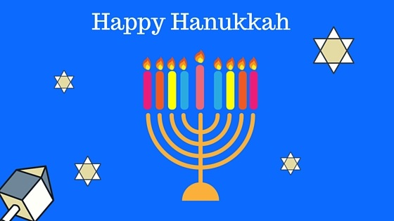 First-Day-Of-Hanukkah-In-UK-2017