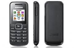 Spesifikasi Handphone Samsung GT-E1050