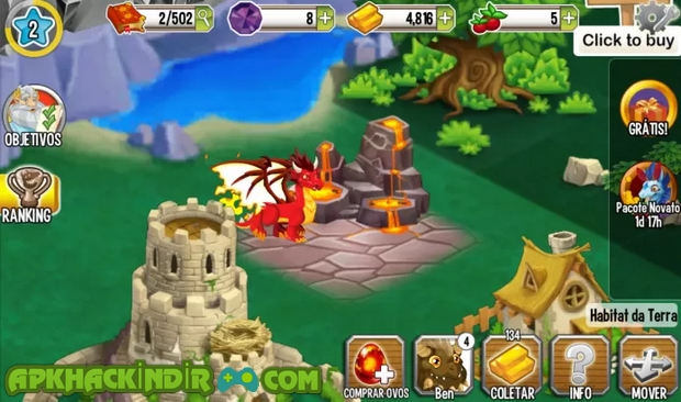 dragon city 4.9.1 hile