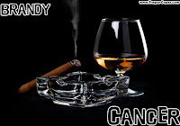 Brandy cancer