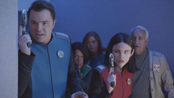 The Orville - Episode 1.01 - Pilot - Promotional Photos