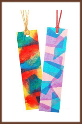 http://www.firstpalette.com/Craft_themes/Colors/stainedglassbookmark/stainedglassbookmark.html