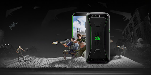 Xiaomi-Black-Shark-gaming-phone Xiaomi released a smartphone game with liquid cooling Apple