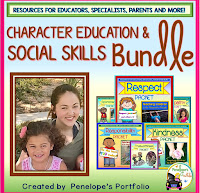 Character Education and Social Skills Bundle
