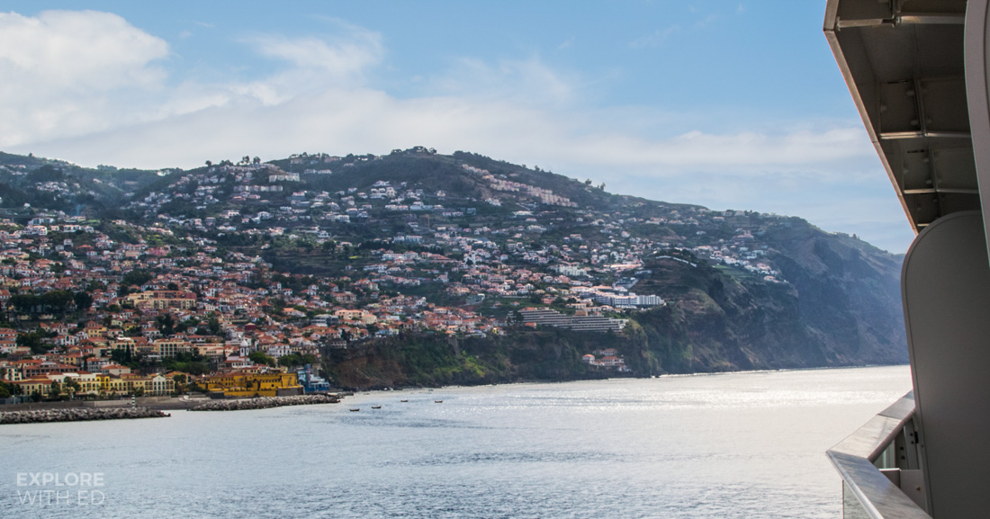 Port of Funchal Madeira