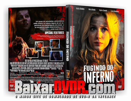 Fugindo do Inferno (2017) DVD-R Autorado