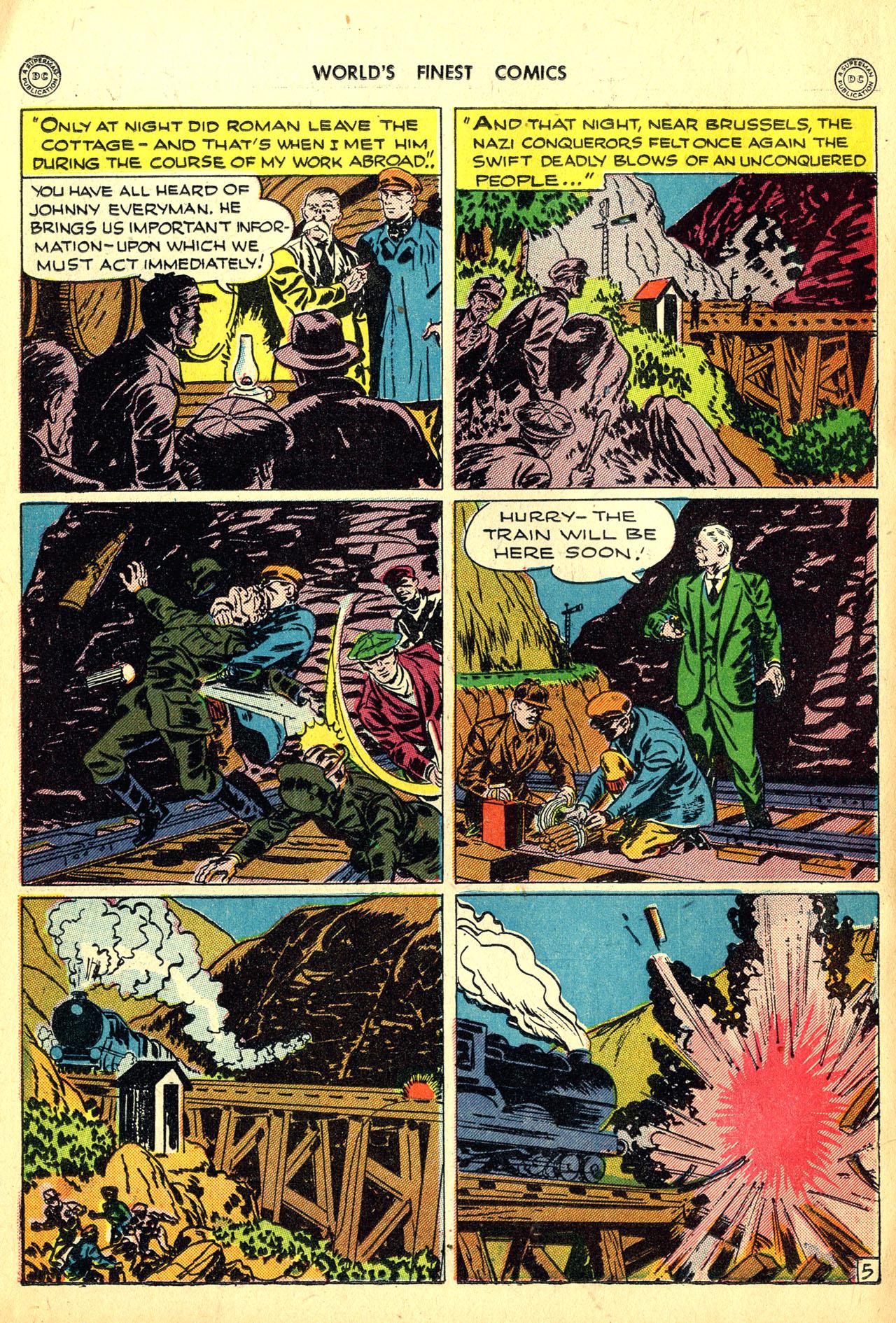 Read online World's Finest Comics comic -  Issue #18 - 64