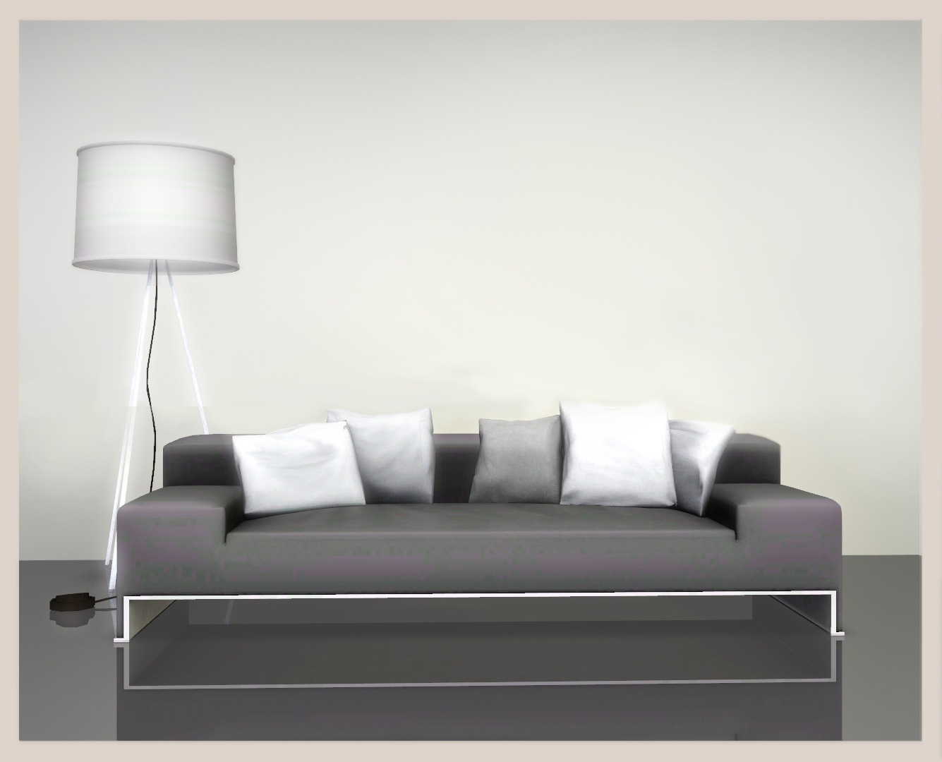 My Sims 3 Blog Bookshelves Amp Sofa Set By Nicky