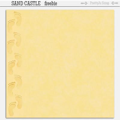 Sand Castle -40%  + freebie