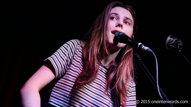 Wolf Alice at The Drake Underground March 3, 2015 Photo by John at One In Ten Words oneintenwords.com toronto indie alternative music blog concert photography pictures