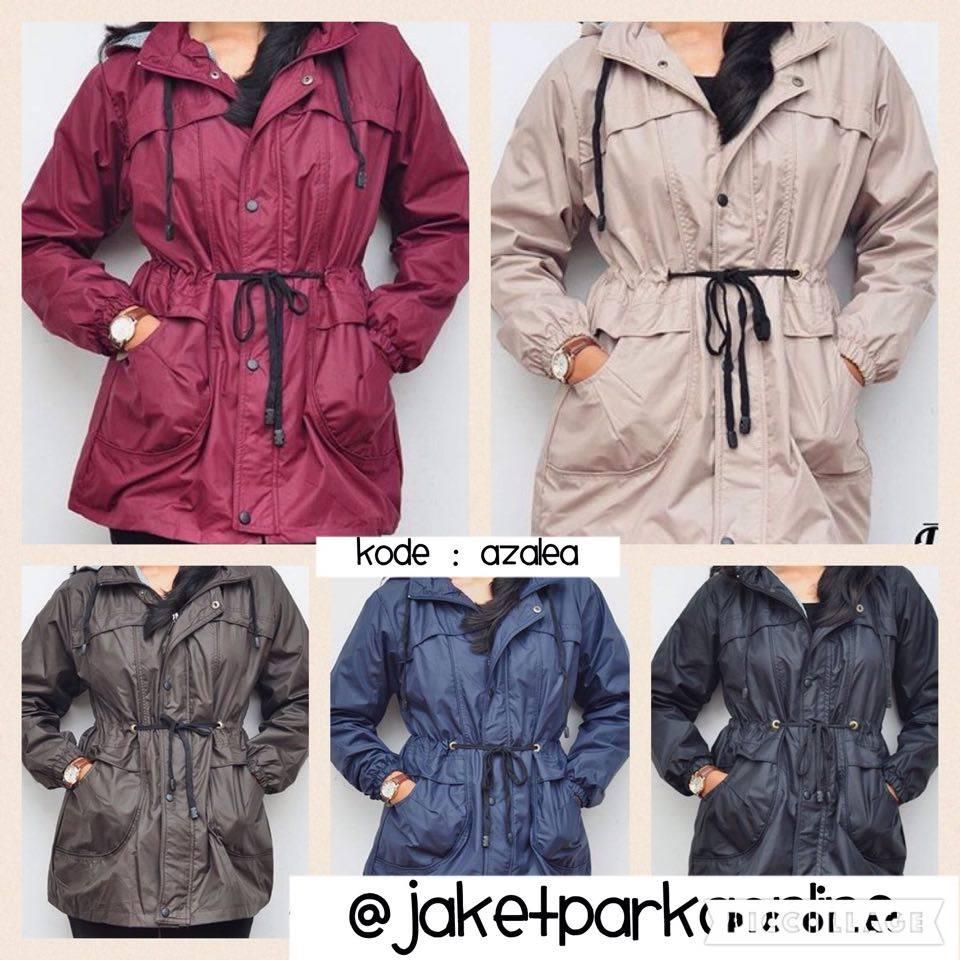 www.jaketparkaonline.blogspot.co.id · Jaket Parka Azalea terbuat dari bahan  ... ae7f9798e5