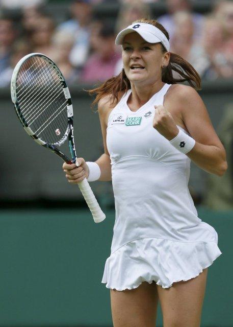 2ae2ba45f79 JAROSIŃSKI do BRASIL  Polaca Radwańska na final de Wimbledon