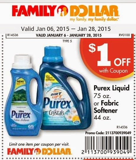 Awesome new $5/$25 Purex SavingStar offer!!