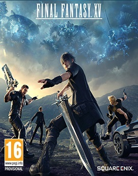 Final Fantasy 15 - CODEX Jogos Torrent Download capa