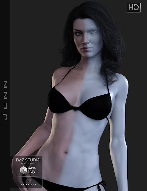 Jenn HD for Victoria 7
