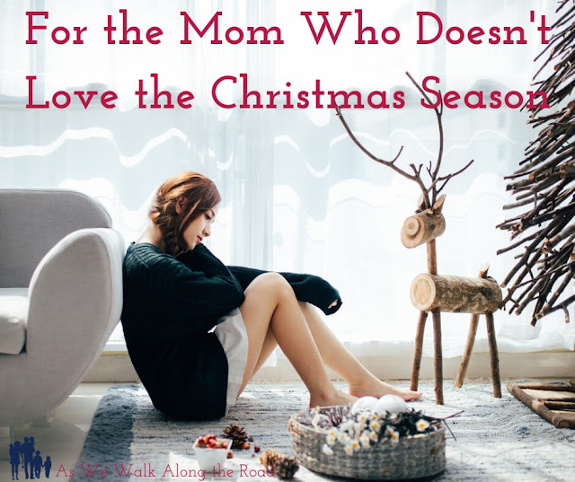 Mom who doesn't love Christmas