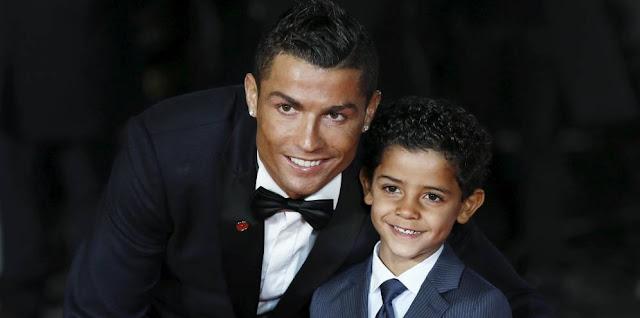 La verdad del hijo de Cristiano Ronaldo