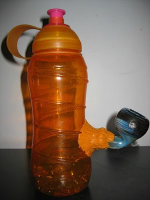 Fitness Homemade Bong