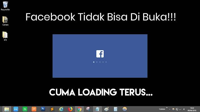 Cara ini bisa kamu lakukan dalam mengatasi FB Lite tidak bisa di buka, cuma loading terus.