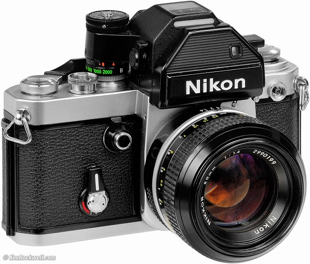 Nikon F2 Photomic S (1973-1977)