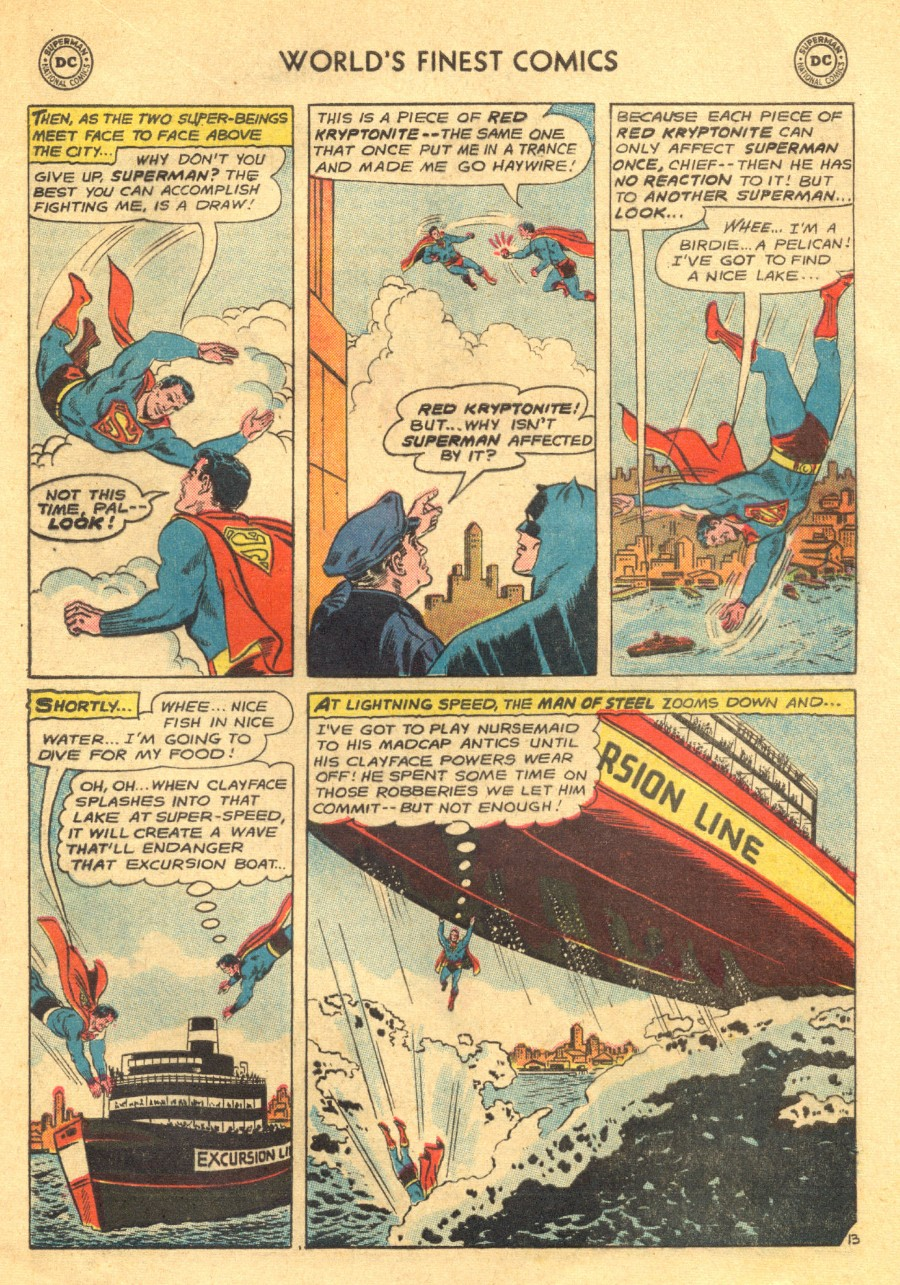 Read online World's Finest Comics comic -  Issue #140 - 17