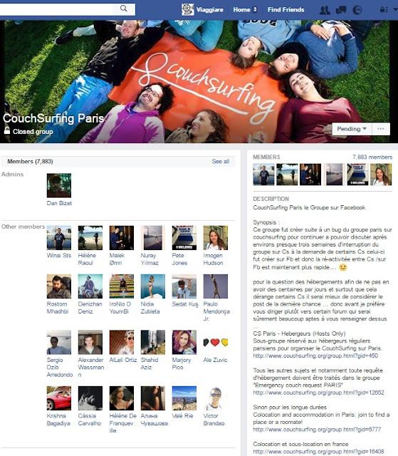 gruppi facebook per nomadi