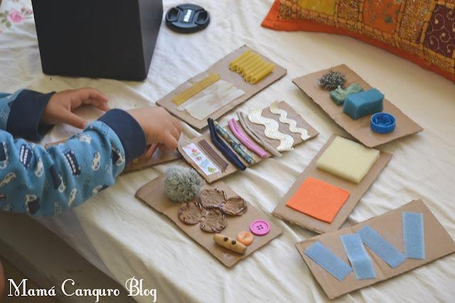 Reconocimiento texturas DIY