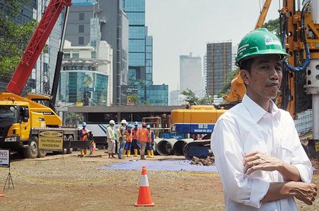 Jokowi Diminta Ikuti Malaysia, Batalkan Semua Proyek yang Dibiayai China karena Merugikan