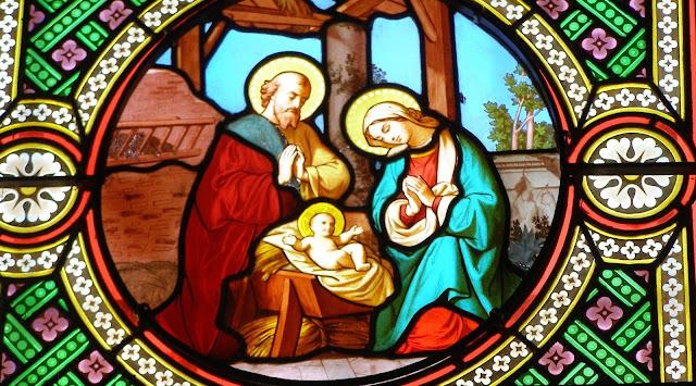 Nativité église de l'Hôpital sous Rochefort