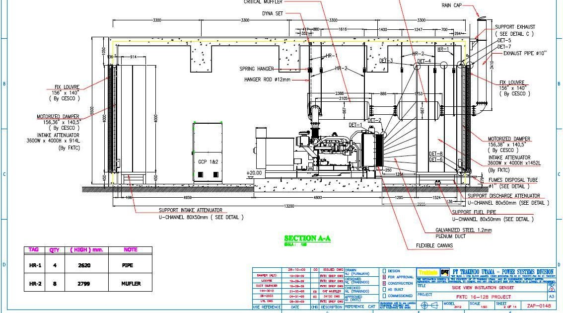 ed-1 course  shop drawings