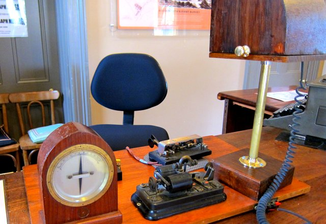 Old telegraph office, Beechworth
