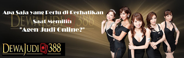 Dewajudi388 Agen Judi Online Terbaik No 1 di Indonesia