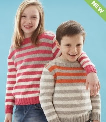 http://www.yarnspirations.com/pattern/knitting/happy-stripes-pullover
