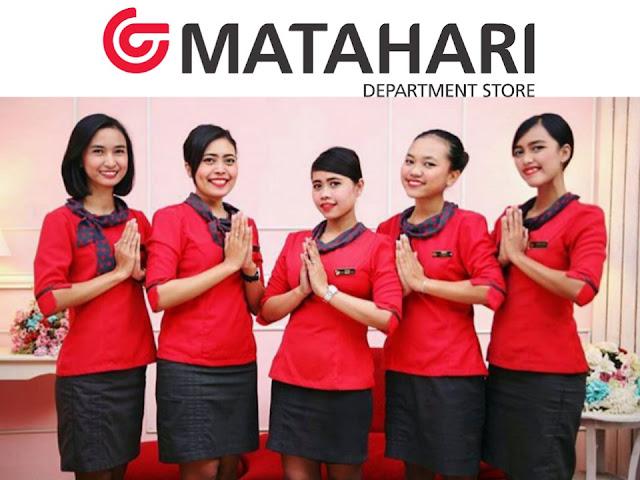 Hasil gambar untuk PT. Matahari Department Store Tbk.