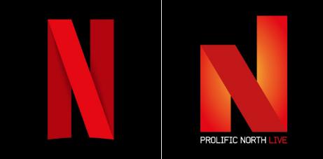 El logo de la app de Netflix es acusado de plagio