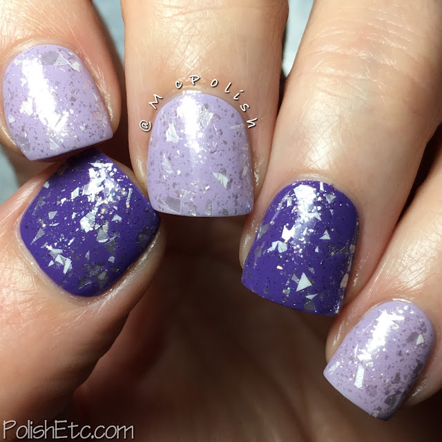 Whimsical Ideas by Pam - Holiday 2018 - McPolish -Flurries