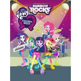 My Little Pony: Equestria Girls rainbow rocks cover
