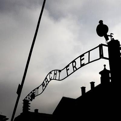 Arbeit Macht Frei en Auschwitz