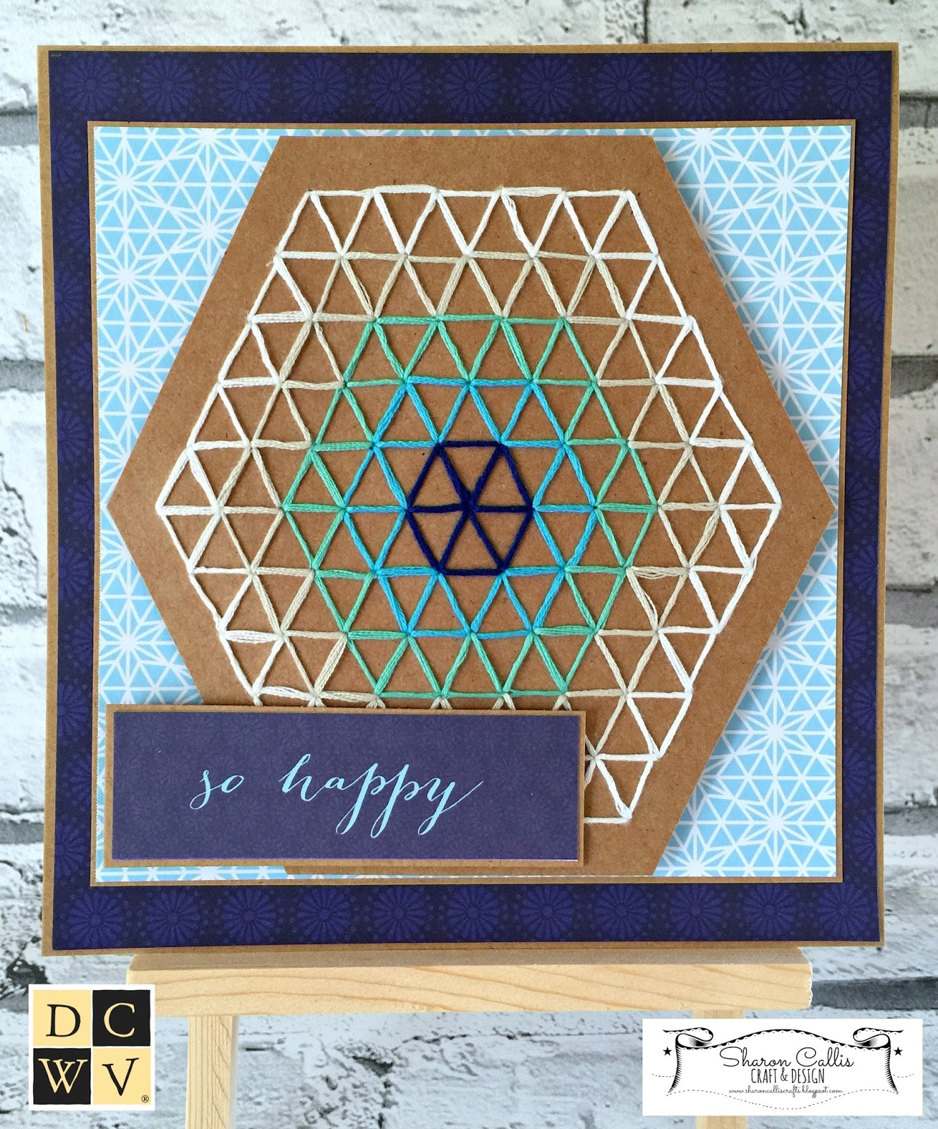 Diy Project Stack String Art