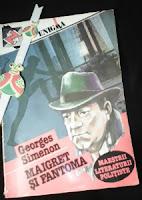 roman politist, de Georges Simenon