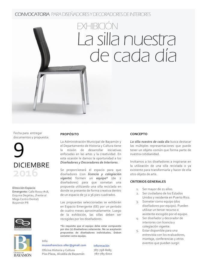 Puerto rico art news magazine revista blog de arte y for Dia del disenador de interiores
