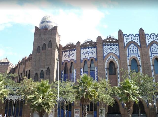 plaza de toros monumental barcellona