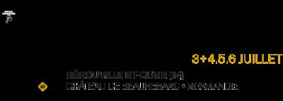 Logo festival Beauregard 2014